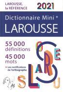 DICTIONNAIRE LAROUSSE MINI PLUS 2021