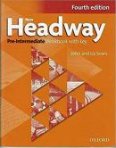 NEW HEADWAY PRE-INTERMEDIATE WB WITH KEY & ICHECKER CD-ROM : THE WORLD´S TRUSTED ENGLISH COURSE - 4TH ED