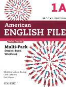 AMERICAN ENGLISH FILE 1A MULTIPACK 2ND ED