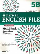AMERICAN ENGLISH FILE 5B SB AND WB MULTIPACK 2ND ED