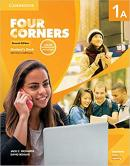 FOUR CORNERS 1A SB WITH ONLINE SELF STUDY AND ONLINE WB 2ND ED