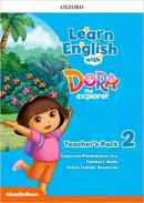 LEARN ENGLISH WITH DORA THE EXPLORER 2 TEACHERS PACK