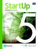 STARTUP 5 STUDENT BOOK WITH MYENGLISHLAB AND APP