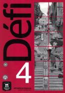 DEFI 4 - CAHIER D´EXERCICES AVEC MP3 - B2