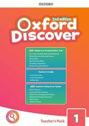 OXFORD DISCOVER 1 TEACHER´S PACK - 2ND ED