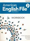 AMERICAN ENGLISH FILE 2 - WORKBOOK - 3RD ED