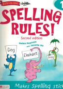 SPELLING RULES! 1 - STUDENT BOOK - 2ND ED