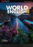 WORLD ENGLISH 2 STUDENT BOOK WITH MY WORLD ENGLISH ONLINE - 3RD ED.