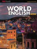 WORLD ENGLISH INTRO STUDENT BOOK WITH MY WORLD ENGLISH ONLINE - 3RD ED.
