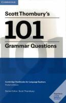SCOTT THORNBURY´S 101 GRAMMAR QUESTIONS POCKET ED
