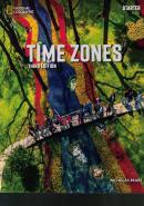 TIME ZONES STARTER STUDENT BOOK + ONLINE PRACTICE - 3RD ED.