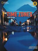 TIME ZONES 2A COMBO SPLIT + ONLINE PRACTICE - 3RD EDITION