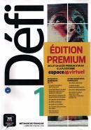 DEFI LIVRE DE L´ELEVE PREMIUM + CD-A1