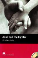 ANNA AND THE FIGHTER WITH CD - BEGINNER