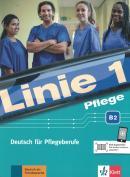 LINIE 1 PFLEGE- DEUTSCH FUR PFLEGEBERUFE-B2