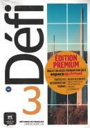 DEFI 3 - LIVRE DE L´ELEVE PREMIUM + CD-B1