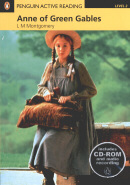ANNE OF GREEN GABLES - PENGUIN ACTIVE READING LEVEL 2 - WITH AUDIO CD/CD-ROM