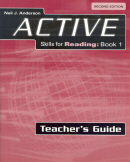 ACTIVE SKILLS FOR READING TB 1 SECOND EDITION