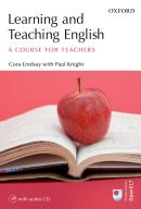 LEARNING AND TEACHING ENGLISH - WITH AUDIO-CD