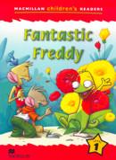 FANTASTIC FREDDY - MACMILLAN CHILDREN´S READER LEVEL 1