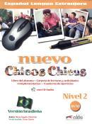 NUEVO CHICOS CHICAS NIVEL 2 - A1/A2 - LIBRO + EJERCICIOS + CD - VERSION BRASILENA