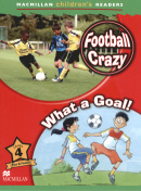 FOOTBALL CRAZY / WHAT A GOAL! - LEVEL 4
