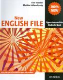 NEW ENGLISH FILE UPPER-INTERMEDIATE STUDENT´S BOOK