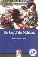 THE LAST OF THE MOHICANS WITH CD - PRE-INTERMEDIATE