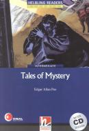 TALES OF MYSTERY - INTERMEDIATE- WITH CD  - DIS - DISAL EDITORA