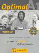 OPTIMAL A1 - ARBEITSBUCH  MIT LERNER AUDIO CD (L. DE EXERCICIOS C/ CD-ROM)