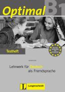 OPTIMAL B1 - TESTHEFT MIT AUDIO CD  (TESTES + AUDIO CD)