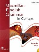 MACMILLAN GRAMMAR IN CONTEXT WITH KEY AND CD ROM - ESSENTIAL