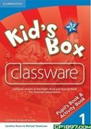 KIDS BOX 1 - CLASSWARE CD-ROM