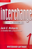 INTERCHANGE 1 WHITEBOARD SOFTWARE CD-ROM - THIRD EDITION