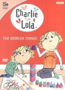 CHARLIE E LOLA - VEM BRINCAR COMIGO - DVD