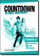 COUNTDOWN TO FIRST CERTIFICATE CLASS AUDIO CD - NEW EDITION