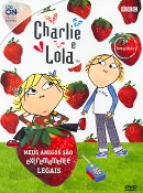 CHARLIE E LOLA - MEUS AMIGOS SAO EXTREMAMENTE LEGAIS - DVD