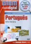 ENEM DIGITAL PORTUGUES - ARTE LITERARIA - DVD