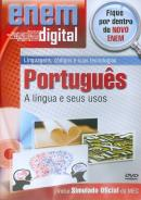 ENEM DIGITAL PORTUGUES - A LINGUA E SEUS USOS - DVD