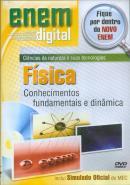 ENEM DIGITAL FISICA - CONHECIMENTOS FUNDAMENTAIS E DINAMICA - DVD