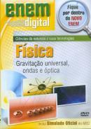ENEM DIGITAL FISICA - GRAVITACAO UNIVERSAL, ONDAS E OPTICA - DVD