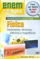 ENEM DIGITAL FISICA - FENOMENOS TERMICOS, ELETRICOS E MAGNETICOS - DVD