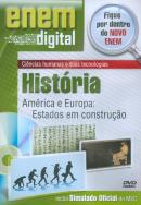 ENEM DIGITAL HISTORIA - AMERICA E EUROPA, ESTADOS EM CONSTRUCAO - DVD