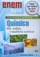 ENEM DIGITAL QUIMICA - MOL, CINETICA E EQUILIBRIOS QUIMICOS - DVD