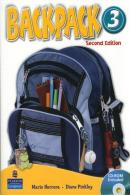 BACKPACK 3 CLASS AUDIO CD(2) SECOND EDITION