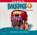 BACKPACK 4 CLASS AUDIO CD (1) SECOND EDITION