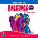 BACKPACK STARTER CLASS AUDIO CD (2) 2E
