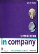 IN COMPANY PRE INTERMEDIATE - CLASS AUD CD - SECOND EDITION