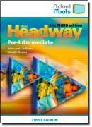 NEW HEADWAY PRE-INTERMEDIATE ITOOLS - WITH CD-ROM - 3RD ED