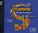 VITAMINE 1 - CD AUDIO POUR LA CLASSE (2)